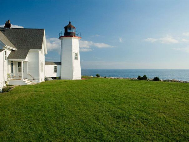 11 Gorgeous Lighthouses You Can Rent with Your Crew