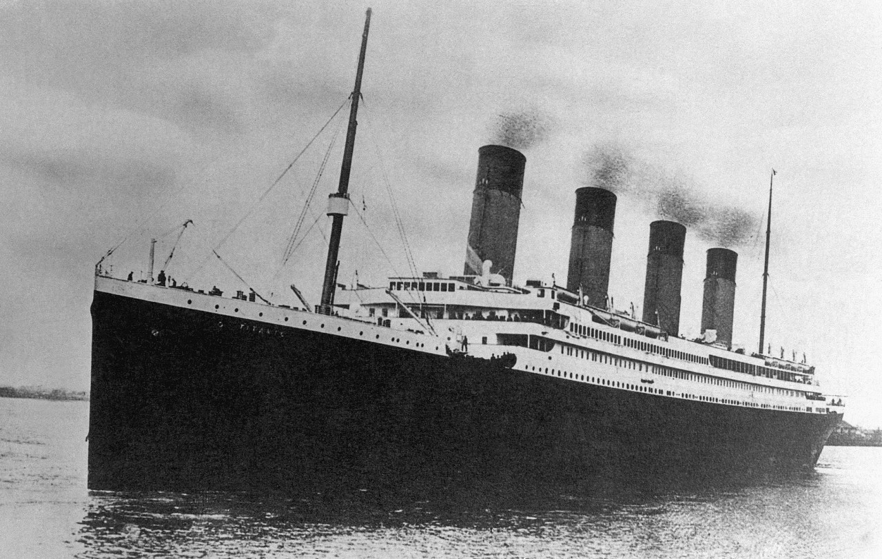 Mysterious Titanic message from doomed passenger leaves experts puzzled