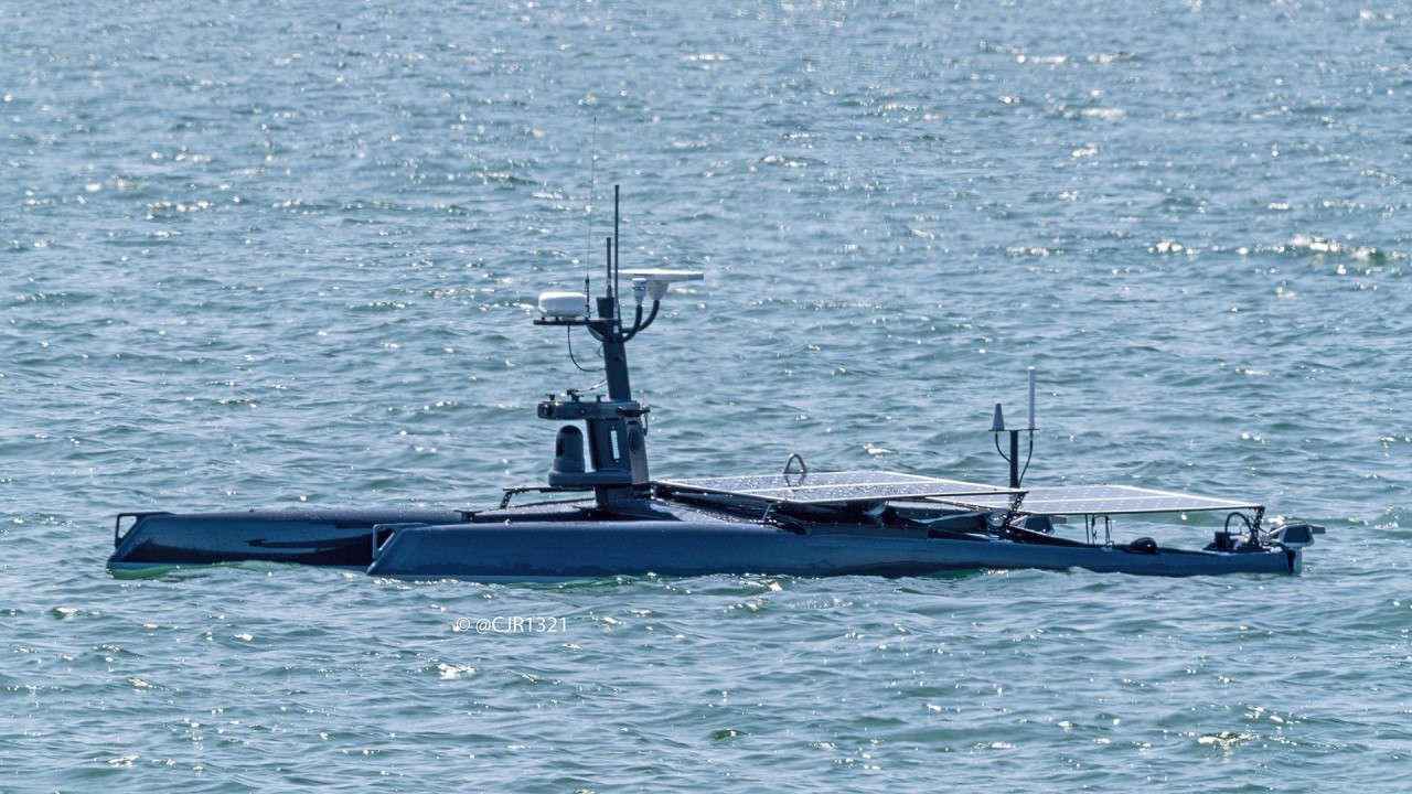 This Mysterious Unmanned Vessel Was Just Spotted In San Diego Bay